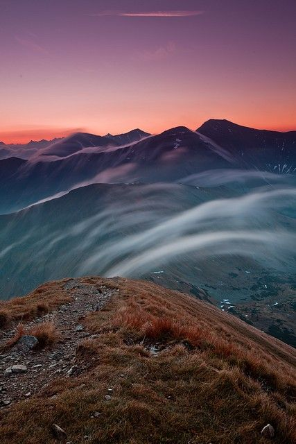 This seems like a painting, doesn't it? (Tatra Mountains, Poland)