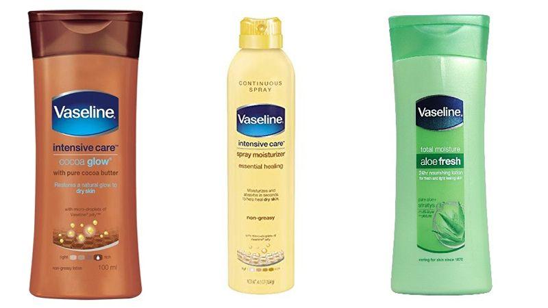 9 Best Vaseline Moisturizers For All Skin Types Styles At Life Lotion For Oily Skin Vaseline Moisturizer Moisturizer For Oily Skin