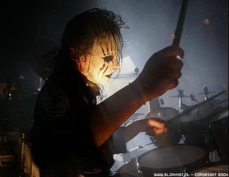 Joey Jordison Pics Page 2 Metal Up Your Ass Pinterest