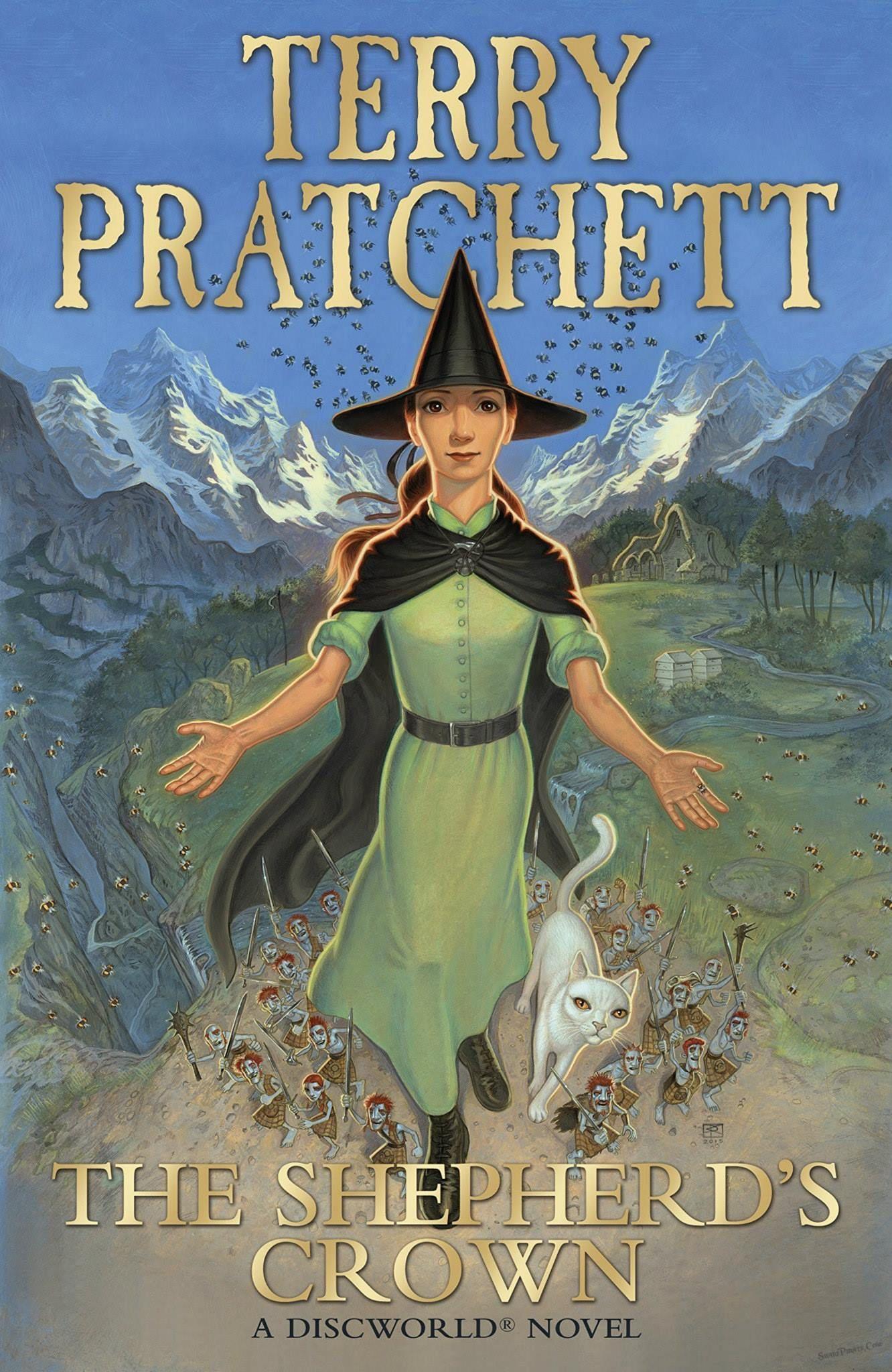 Terry Pratchett The Shepherd's Crown Epub Pdf  Sharepirate