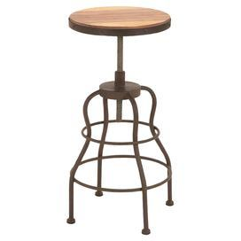 decorative stools for living room.htm featuring a solid wood seat and antiqued iron frame  this  featuring a solid wood seat and