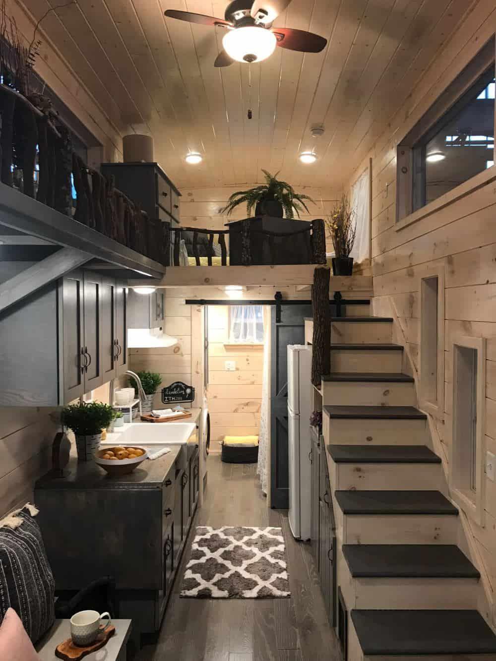 27 Clever Tiny House Kitchen Ideas (Photos)