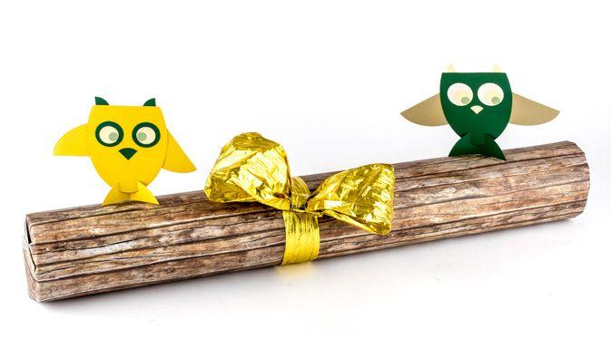 Danato Com Weihnachten.Anleitung Eine Fussmatte Als Ast Verpacken Einen