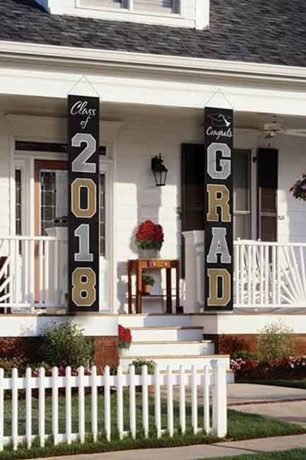 52 Best Graduation Party Ideas Guaranteed To Impress #graduationparties
