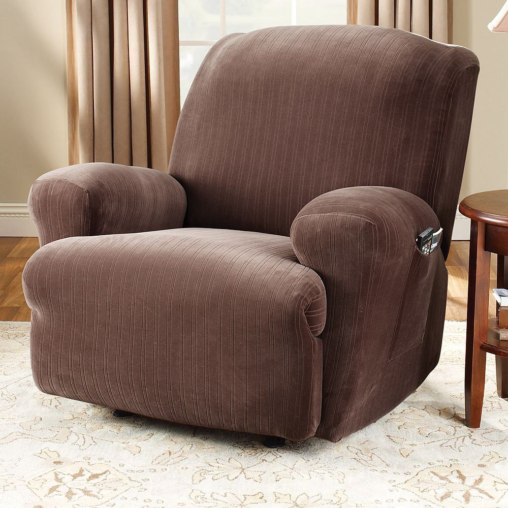 fitted diy reclining covers cover slipcover sure fit cushion couch size dual drop recliner with down full slipcovers of sofa meridian