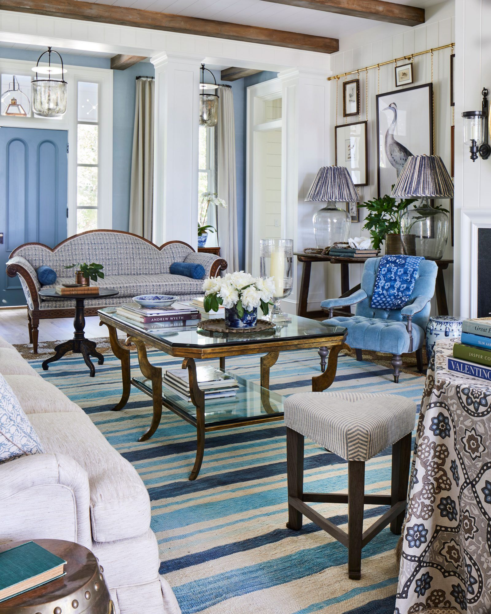 Tour The Ultimate Southern Dream House In 2020 Southern Living