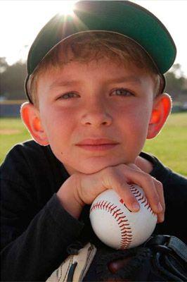 Youth Baseball, Tamron USA, Inc.