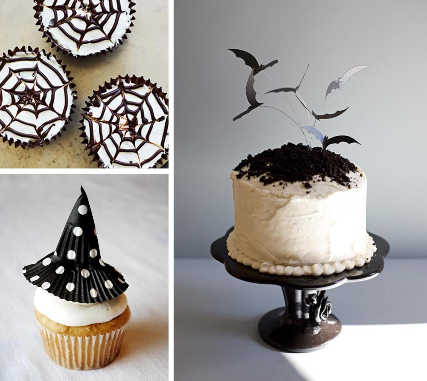 Halloween Dessert Yummy Pinterest Halloween desserts, Easy - Halloween Cake Decorating Ideas