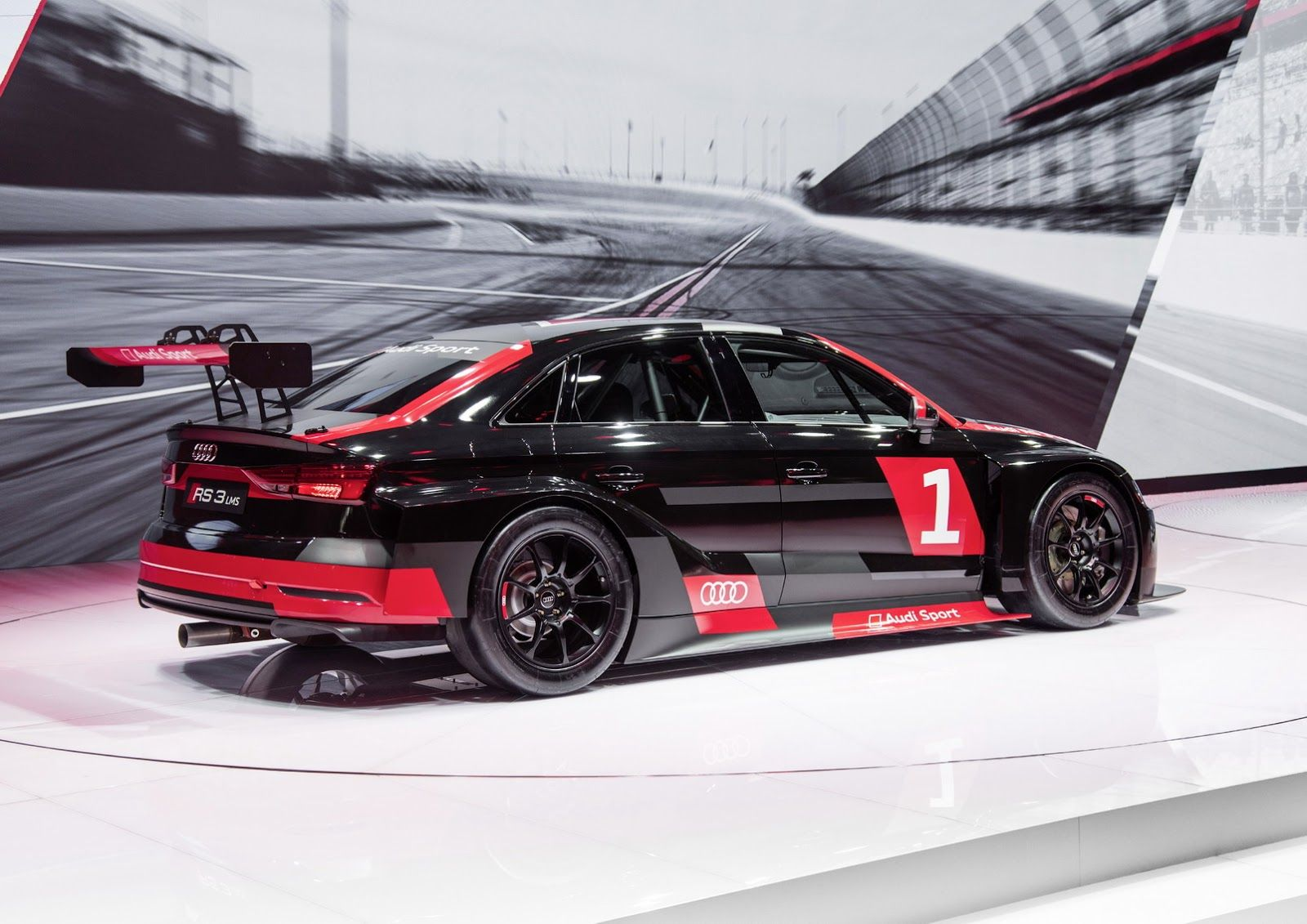 New Rs3 Lms Joins The Audi Sport S Racing Lineup Autos Und
