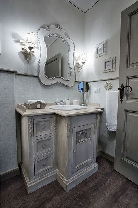 Proven al style fittings and furniture florence for Arredamento shabby chic firenze