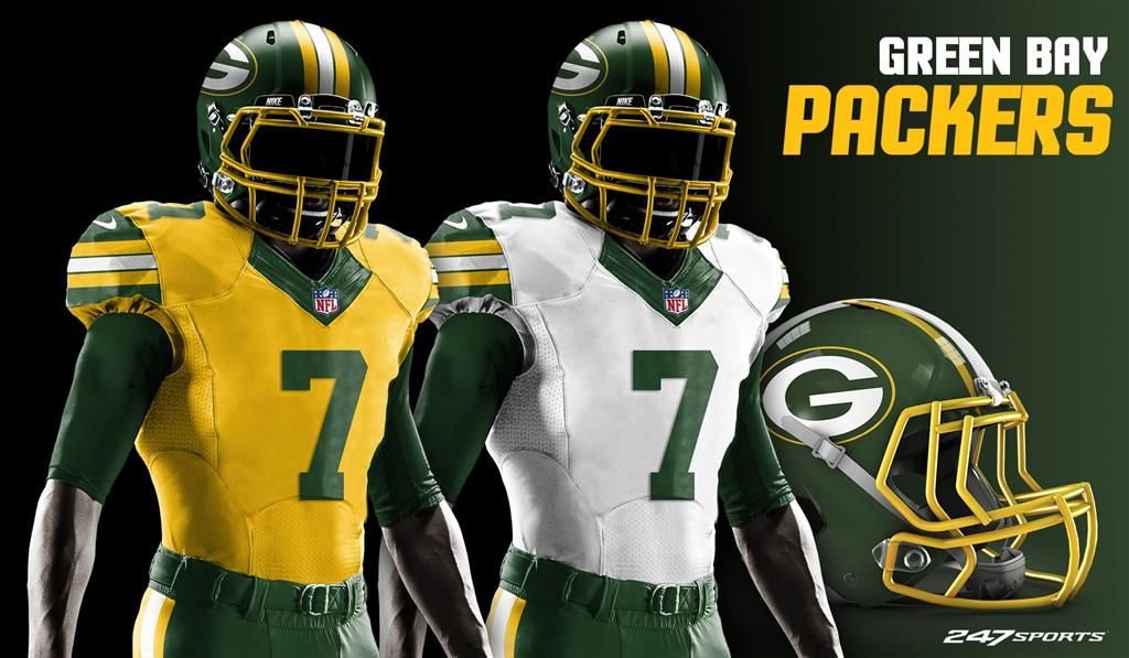 uniform redesign for every NFL team Nfl uniforms, Nfl