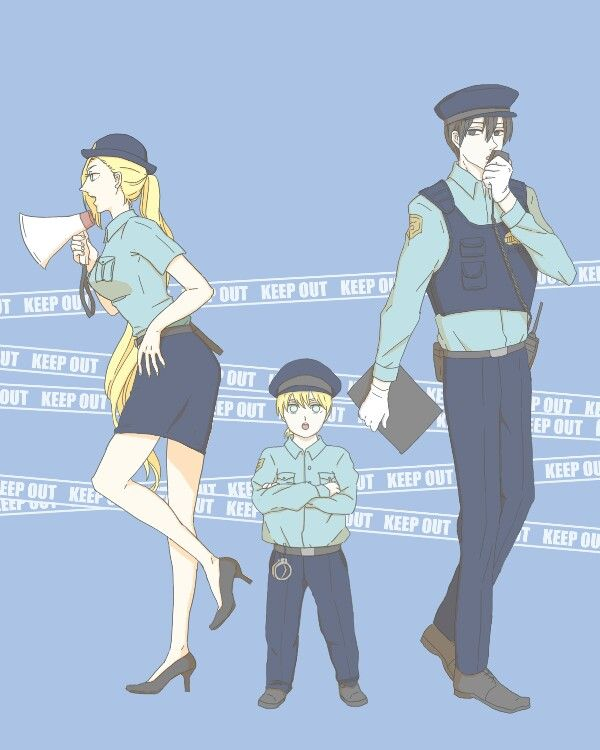 Sai, Inojin, and Ino. / SaiIno