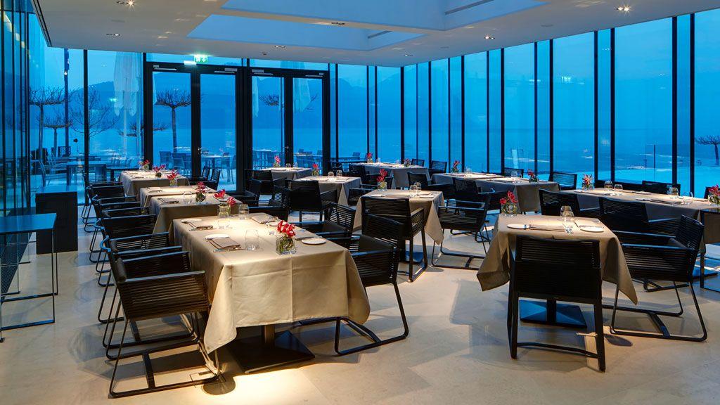 Restaurant PRISMA - Park Hotel Vitznau - Health \ Wealth Residence - kleine feine küche