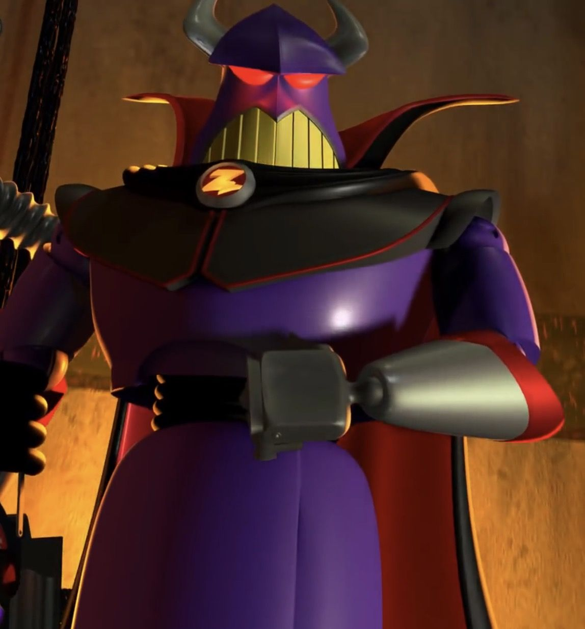 Evil Emperor Zurg Toy Story 2 In 2019 Toy Story