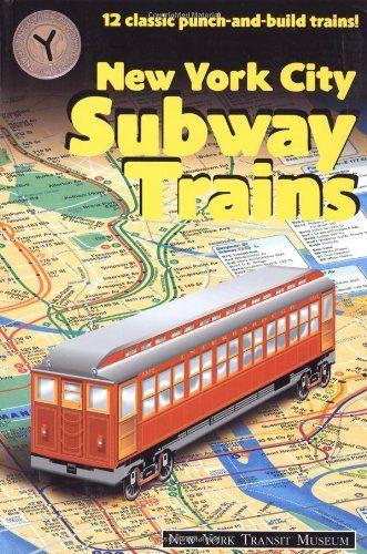 New York City Subway Map Pdf Download.Download Pdf New York City Subway Trains 12 Classic Punch And Build