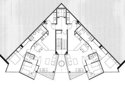 oscar tusquets blanca arquitecto viviendas colectivas chafln johnny