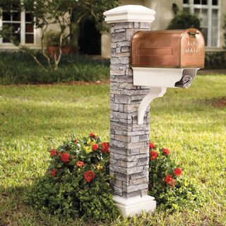 Mailbox Design Ideas cozy mailbox posts along with mailboxes design ideas casual mailbox posts including mailboxes Mailbox Ideas Google Search