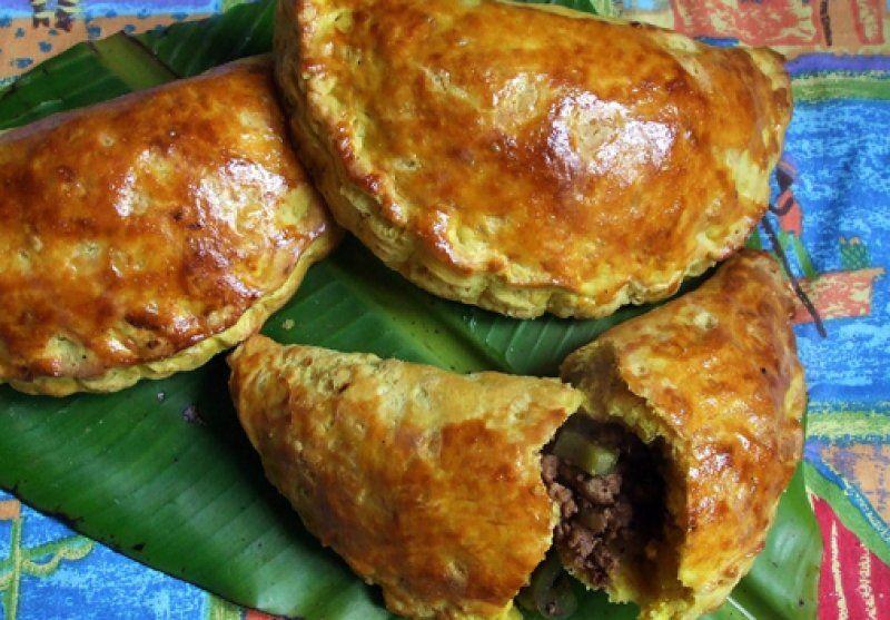 Jamaican Patties Main Course Vegetarian Vegan Recipes