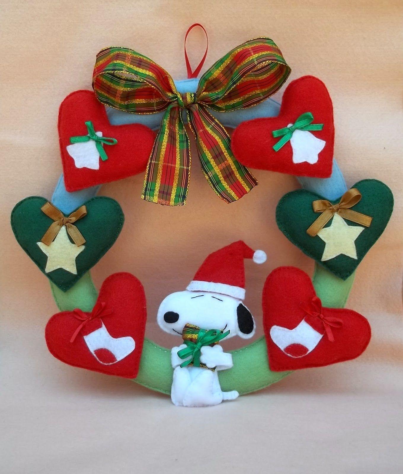 moldes de guirlandas de natal - Bing Imagens