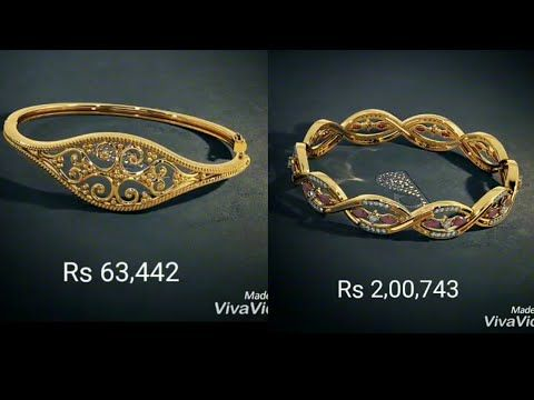 2e88ce74387996 Gold Bangle With Price | Gold Bangles Designs With Price | Bluestone Gold  Bangle Design Gold