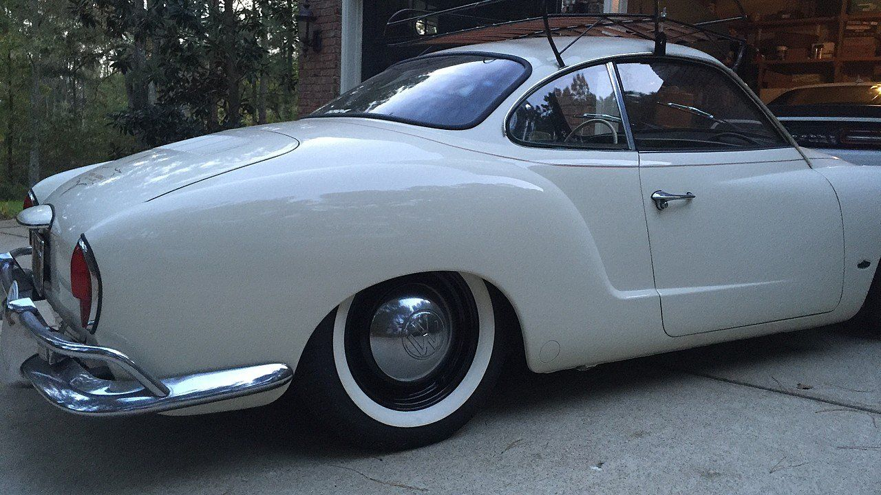 1967 Volkswagen KarmannGhia for sale near Raleigh, North