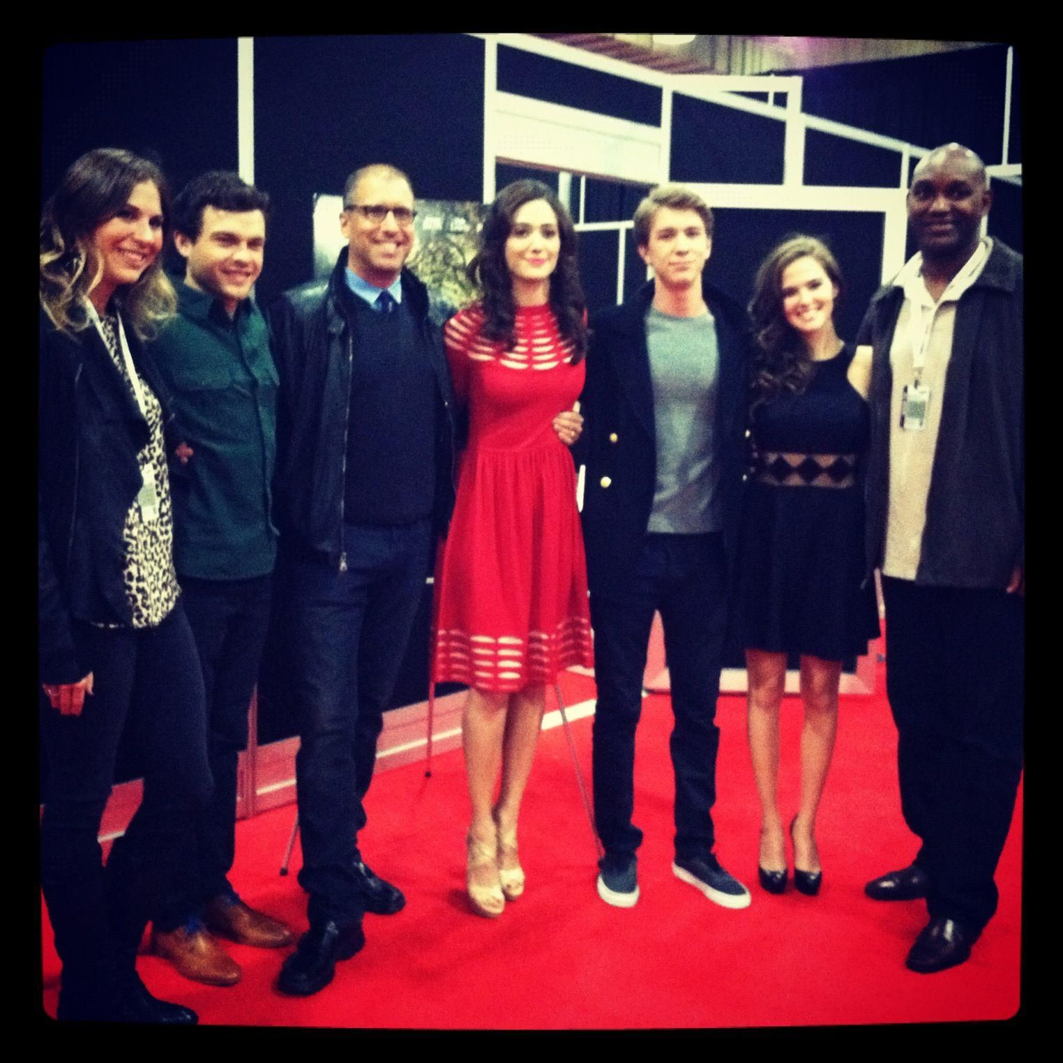 Beautiful Creatures Movie Cast