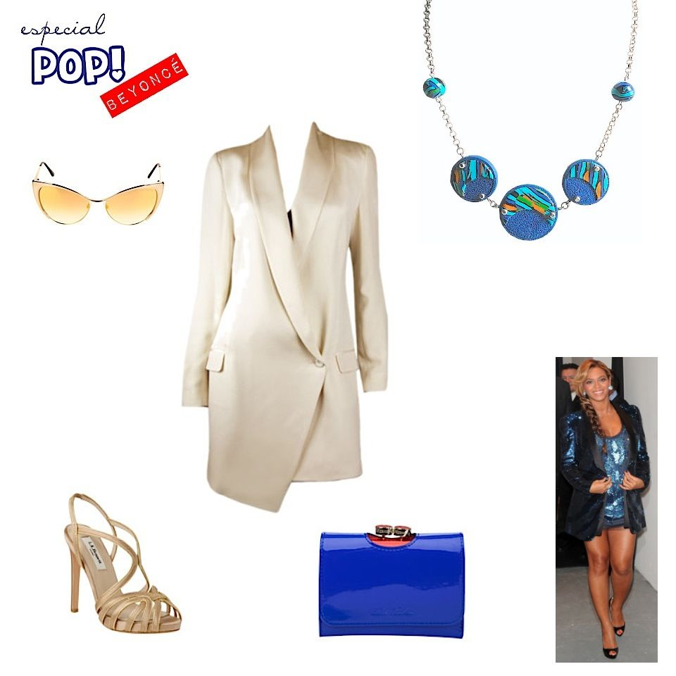Central de Meninas: Look Especial POP!: Beyoncé