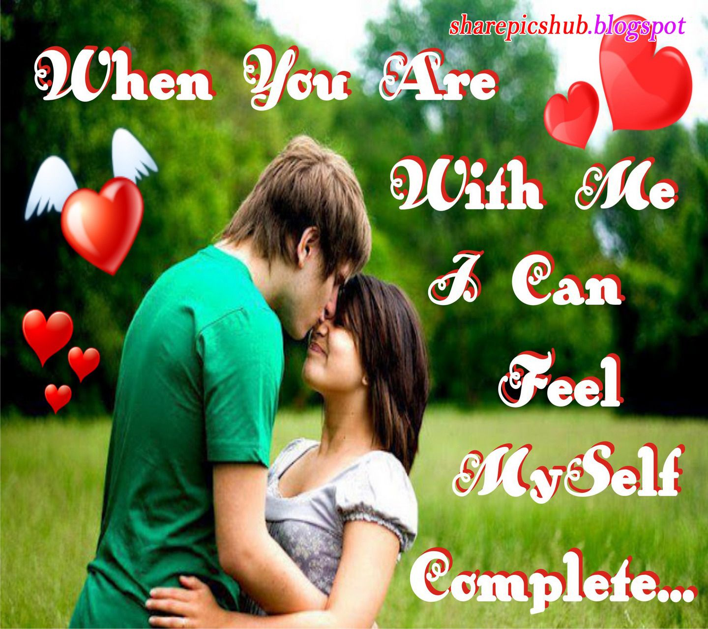 Download Love Quotes For Her: Love Quotes For Him N Her Romantic Couple Images With