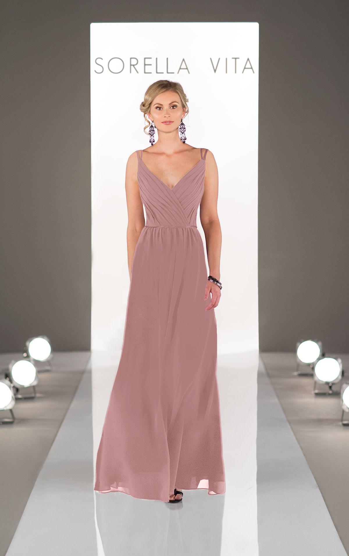Baju Bridesmaid Dusty Pink