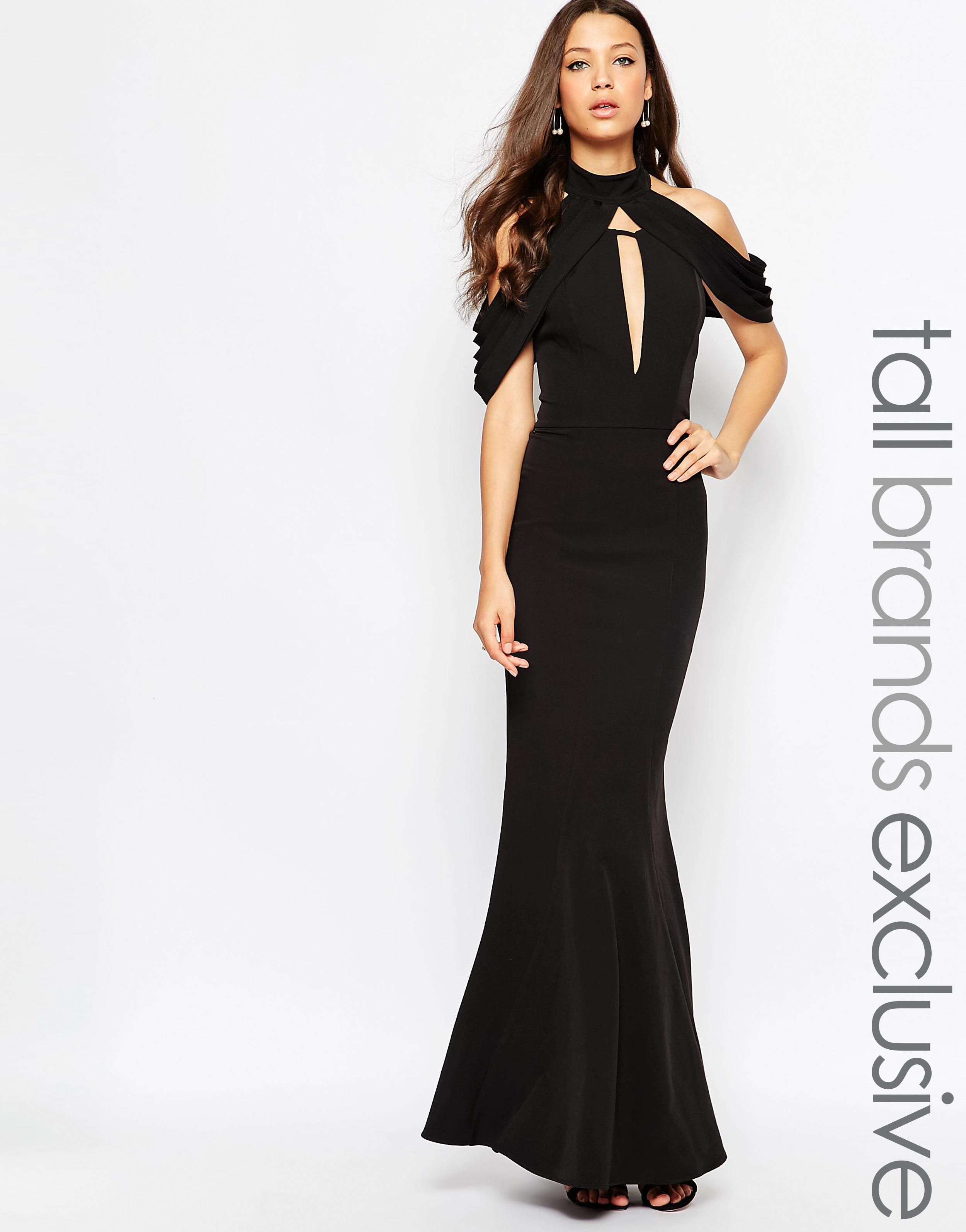 Us Asos Com Jarlo Tall Multi Strap Keyhole Maxi Dress Candice Blackburn 5699761 Black Dresses Maxi Dress Style Maxi Dress [ 3190 x 2500 Pixel ]