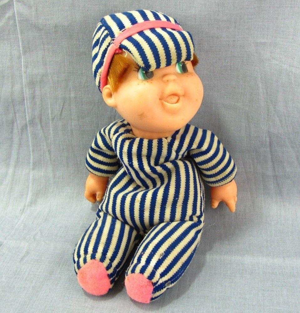 Choo Choo Charlie Hasbro 1971 Vintage Doll 10 Quot Baby Bean