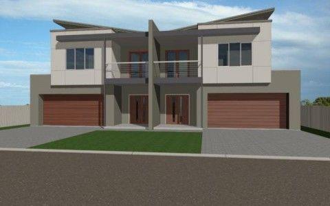 Aire Duplex Wahlstedt Quality Homes Duplex Design Duplex House Design Small House Design