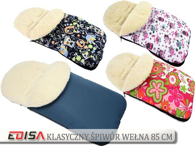 Edisa Klasyczny Spiworek Welna Do Wozka Nos 85 Cm 3901136097 Oficjalne Archiwum Allegro Slide Slipper Fashion Slippers