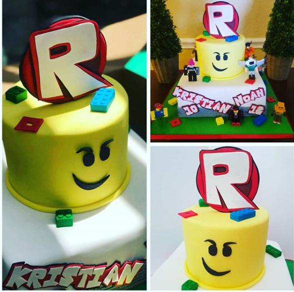 Disenos De Pasteles De Roblox Fiesta De Roblox Para Ninos