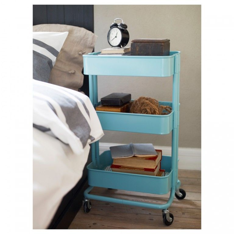 These 7 Ikea Hacks Will Upgrade Your Entire Apartment Ikea Raskog Raskog Cart Ikea Raskog Cart