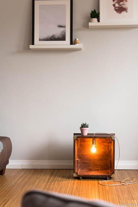 diy lampen selberbauen mit textilkabeln german blogger interior pinterest lampe selber. Black Bedroom Furniture Sets. Home Design Ideas