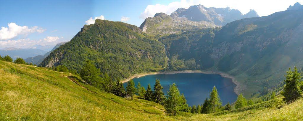 Lago di Tremorgio  - 1707m