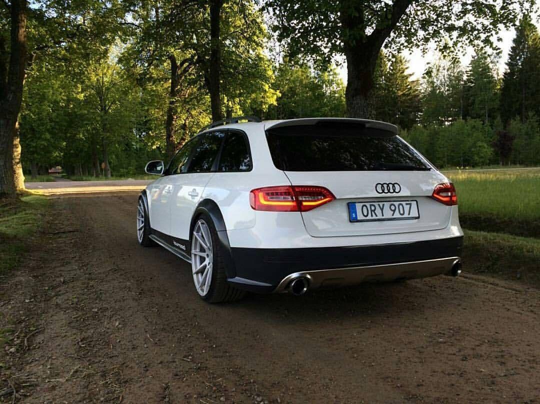 Audi fan page instagram audi a4 allroad quattro b8 avant picture by sfeltenmark via audisinscandinavia