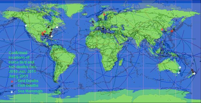 Where Are The Ley Lines On Earth |     MAP 2011 - Mysterious Ley