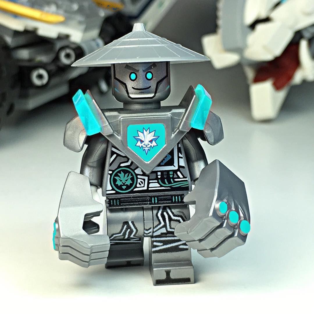 Jouets et jeux Genuine lego ninjago NRG Zane Mini Figure ...