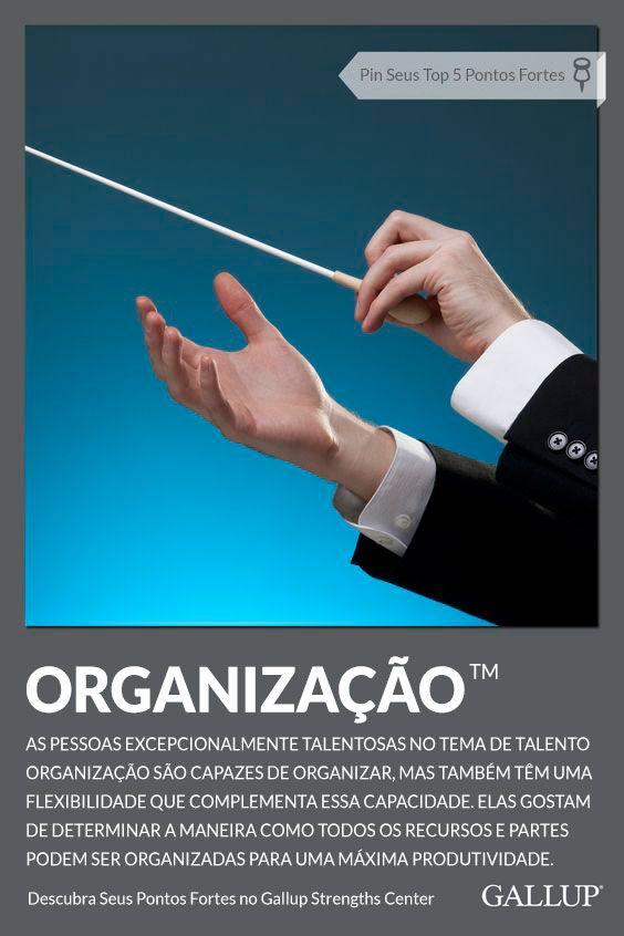 Organização Arranger Descubra Seus Pontos Fortes Flexibilidade Produtividade