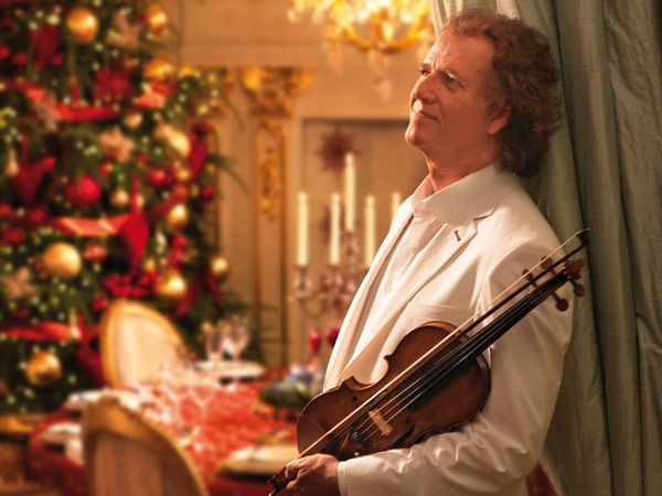 Andre Rieu - HOME FOR THE HOLIDAYS | Music ...