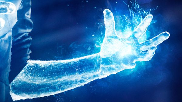 BLUE SPARKS by Drew Lundquist, via Behance