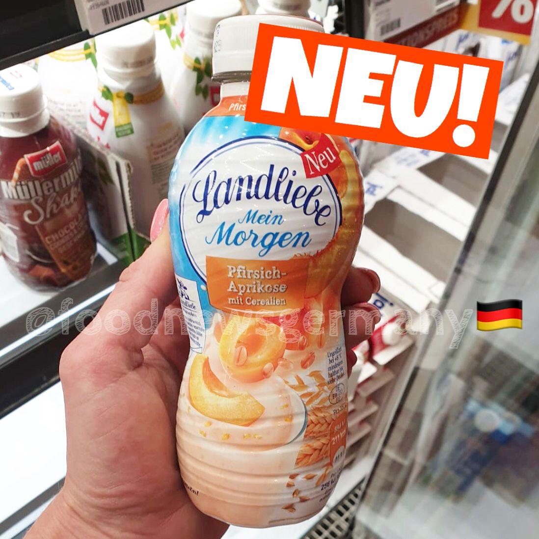 Landliebe. Neu im Supermarkt, neu im Laden, foodnews