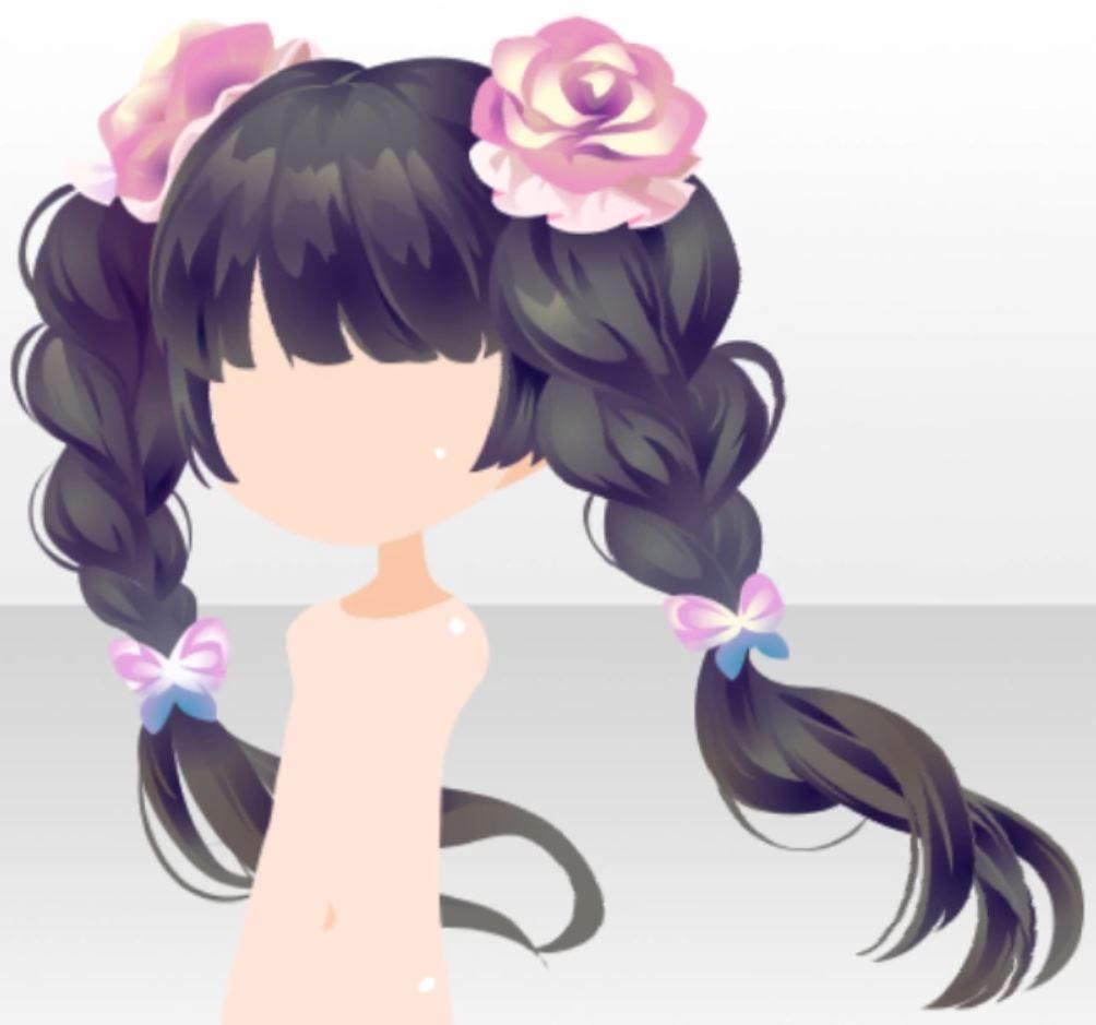 Pin By Tr Yk On Hair In 2020 Anime Hair Chibi Hair Manga Hair