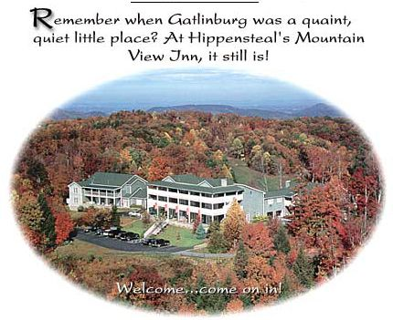 Gatlinburg Tn Bed And Breakfast Smoky Mountain Hippensteal S