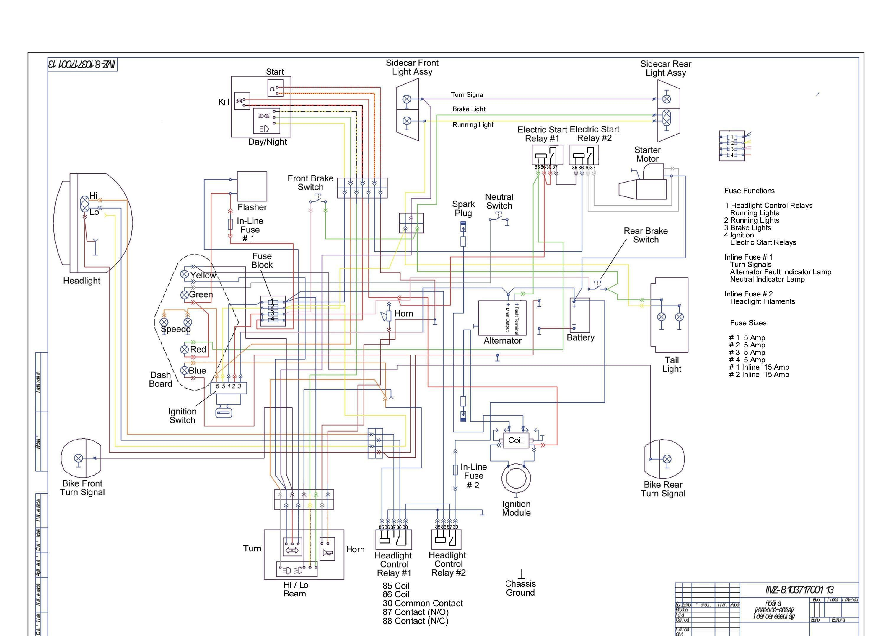 Ford 8730 Wiring Diagram