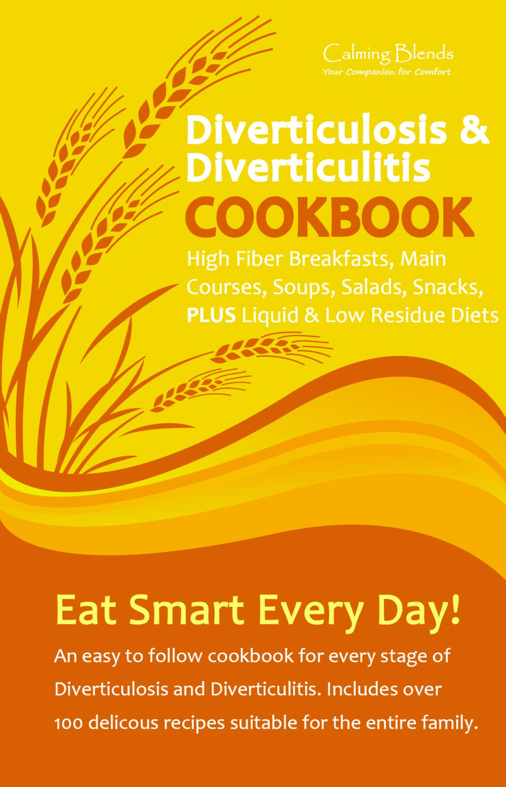 Diverticulosis Recipes — Calming Blends Diverticulitis