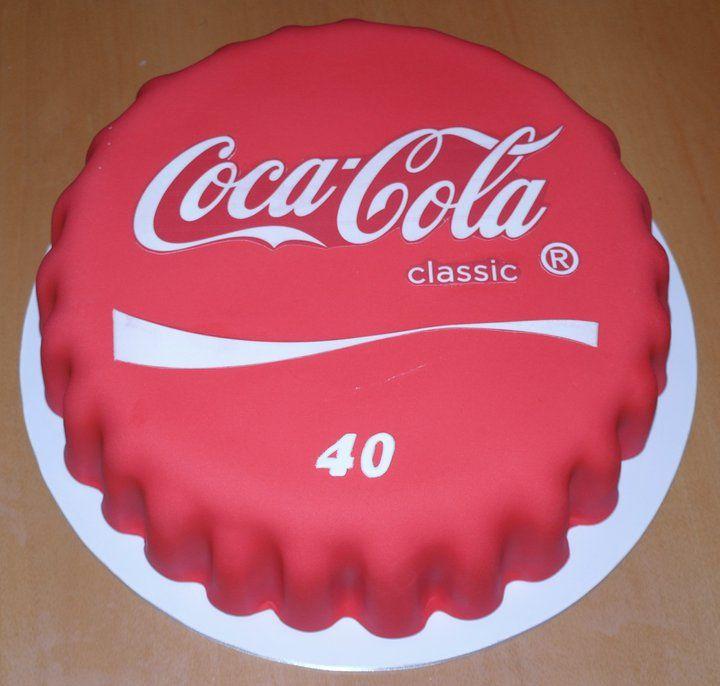 Fabulous Pin On Coca Cola Cakes Funny Birthday Cards Online Necthendildamsfinfo