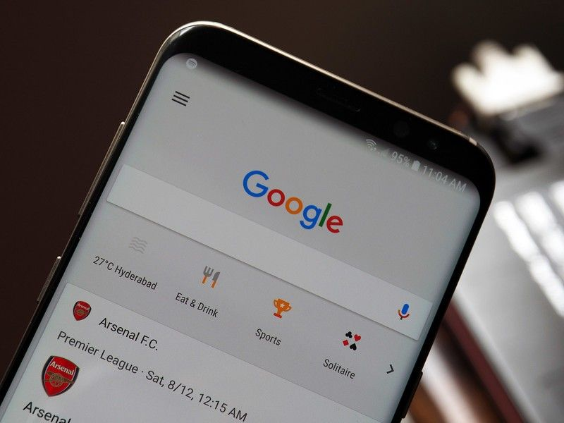 Googles mobile app now suggests shortcuts to help you get
